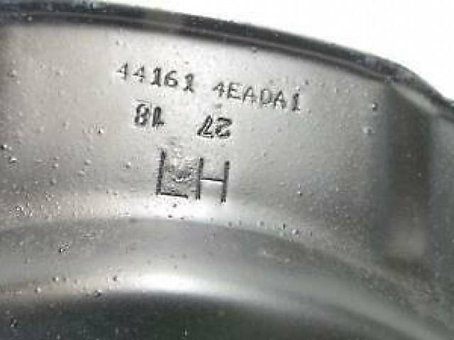 Brake Disc Back Plate - NISSAN QASHQAI Mk II  (J11, J11_)