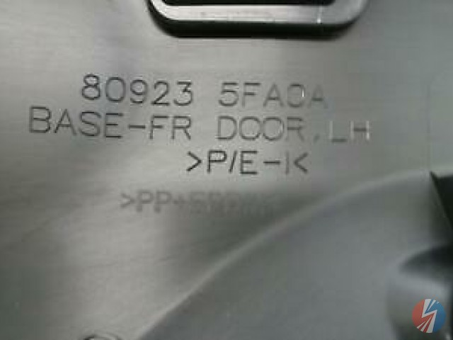 Door Card - NISSAN MICRA Mk V  (K14)