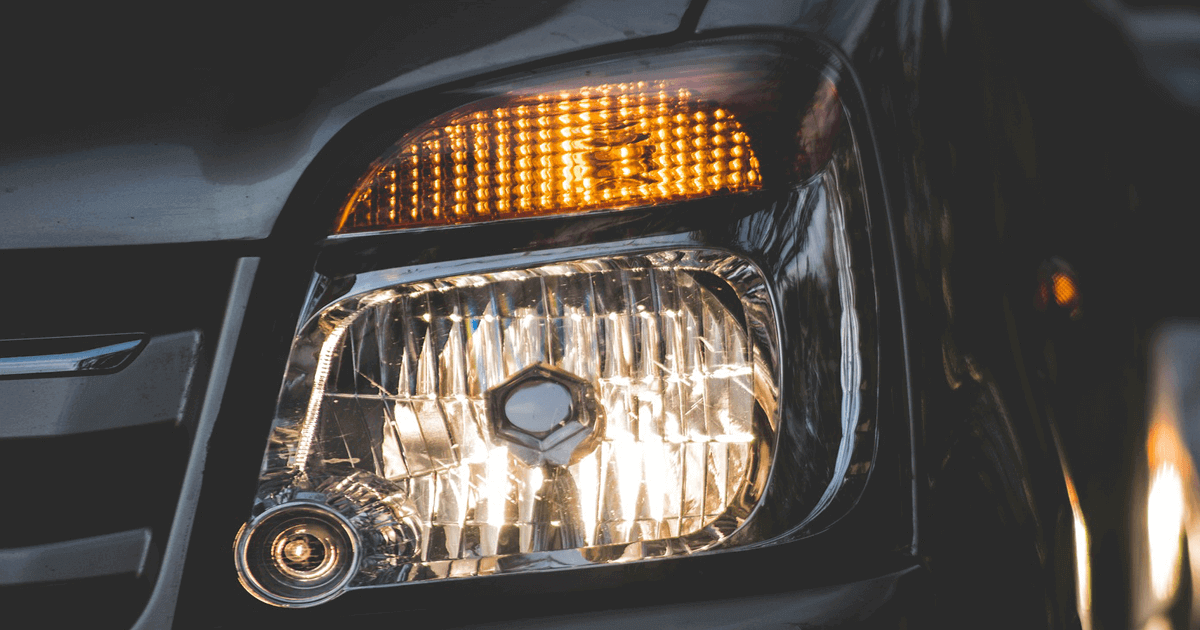 Halogen headlights. Currently the most popular car headlights
