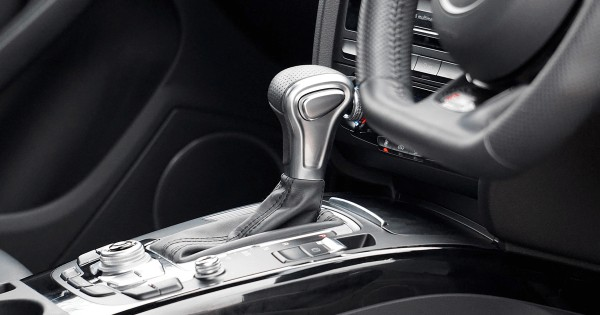 An automatic car - gear stick